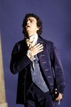 Rolando Villazón in Werther, The Royal Opera © ROH/Catherine Ashmore, 2011   by Royal Opera House Covent Garden