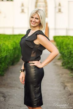 Marriage kherson ukraine blonde