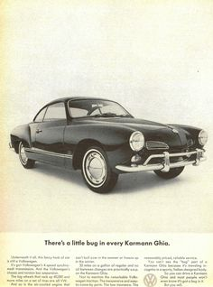 1955 Volkswagen Karmann Ghia