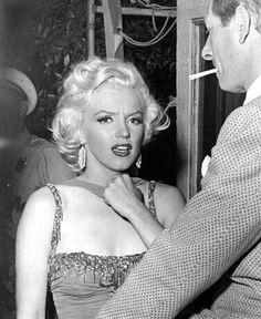 Marilyn Monroe & Danny Kay