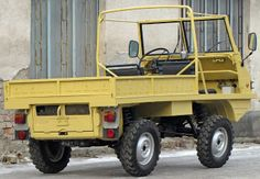 Steyr-Puch Haflinger 700 AP (1965) Bus Engine, Vw T3 Syncro, Suv Models, Steyr, Expedition Vehicle, Mini Trucks, Jeep Truck, Small Cars, Commercial Vehicle