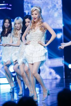 MNET AMERICA — 150903 M Countdown: Girls' Generation - Lion Heart
