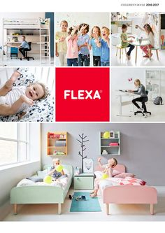 Explore the world of FLEXA products and get inspiration on interior for the child's room.