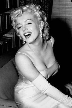 50's hair - Marilyn Monroe
