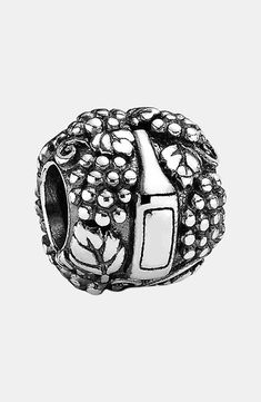 PANDORA Vino Bead Charm. Not a disney one but reminds me of the food and wine festival :)
