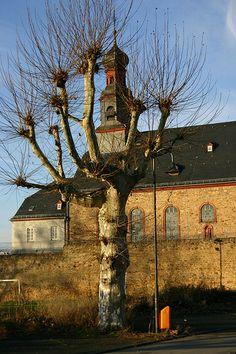 Klosterkirche, Rockenberg