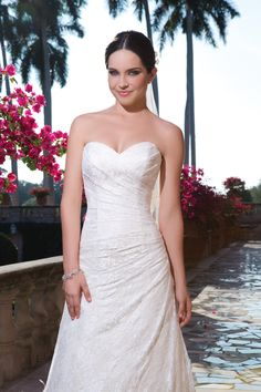 5e28fa1d33b Sweetheart - We have this in a size 18... Bridal Boutique
