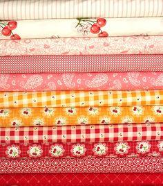 darling fabrics!
