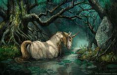 The Trail of the Unicorn by kirileonard