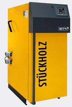 ETA SH log boiler