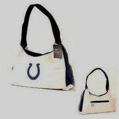 Indianapolis Colts White Purse / Handbag (Solid « Clothing Impulse