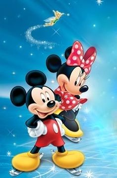 """Give your kids a pair of Mickey and Minnie Mouse ears and say """"You gonna need these today because we told you that we are seeing the show"""""""