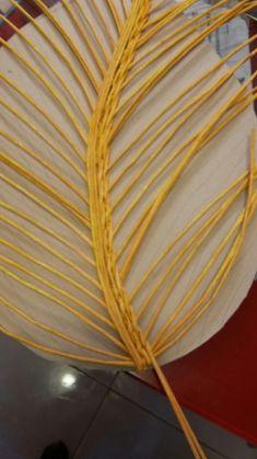 Попробую показать процесс создания корзины - листика | Плетение из газет. Екатеринбург Ve-Руся подарки