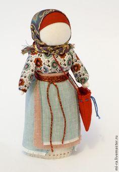 travel doll Traditional Russian Folk Cloth Doll