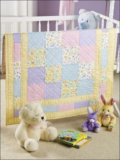 ~ Sweet Baby Quilt...