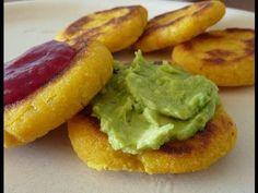 Tu Amiga Gourmet - Recetas Sin Gluten y Sin Lácteos: Receta: Pancitos de Maiz, Papas y calabaza [Sin gluten ni lacteos]