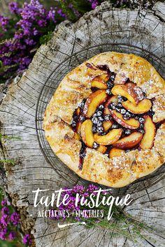 Le bon goût du terroir Nectarines du Lot & Garonne et myrtilles des Landes achetées le week-end dernier sur le marché , ont largement bénéficié de notre climat doux et particulièrement très ensoleillé durant tout l'été. Je les ai réunies ici pour la dernière...