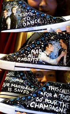 Panic at the Disco shoes...and where exactly can I buy these??