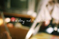 it's okay. | Flickr - Photo Sharing!