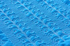 Free Motion Quilting, Loops, Tutorial