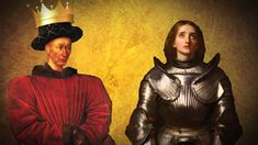 Joan of Arc and the Hundred Years' War - Christian History Made Easy