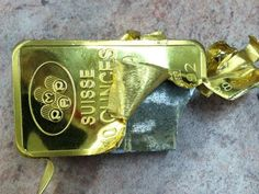 Tungsten-Filled 10 Oz Gold Bar Found In The Middle Of Manhattan's Jewelry District | ZeroHedge