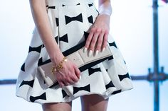 Kate Spade Spring 2013: All 60s picnic chic, all the time