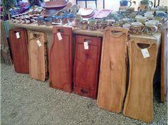 Fotos de Vendo Tablas para asado en madera nativa
