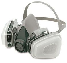 It's NIOSH/MSHA approved for respiratory protection against mists of lacquers, enamels, and other paints. The Easi-Air Paint Spray Respirator Assembly includes two organic vapor cartridges, two paint spray filters, and one silicone face piece. Drip Painting, Painting Tips, Zombie Apocalypse Outfit, Auto Body Repair, Luminous Colours, Cool Masks, Spray Can, Encaustic Painting, Mixed Media Artists