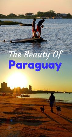 Travel to beautiful Asuncion Paraguay and visit the Coastline of the Paraguay River. What a unique place #asuncion