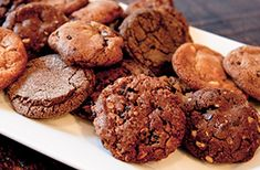 Anthony's Cookies in Mission/Noe Valley - get the cookies and cream cookie