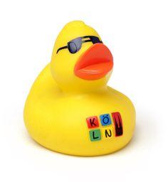 Ob es dieser lustigen Ente gelingt, den Frühling herbeizulocken? €2,95