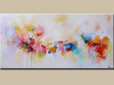 painting ,painting on canvas, Abstract painting,Original Painting,Acrylic Painting-colorful painting-wall art,canvas art-contemporary art