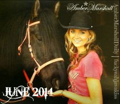 """Amber Marshall 2014 Calendar: JUNE Featured animal: Hawk """"Pretty in Pink! After taking part in """"Wild Pink Yonder's Ride for the Cure"""" I have learned that making a difference can also be a lot of fun! Heartland Quotes, Heartland Ranch, Heartland Tv Show, Ty And Amy, Alisha Newton, New Tv Series, Amber Marshall, Canadian Actresses, Best Shows Ever"""