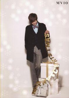 Kim Hyun Joong 김현중 ♡ Merry Christmas ♡ Kdrama ♡ Kpop ♡