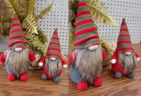 Scandinavian Gnome Tomte Felt police Sitter