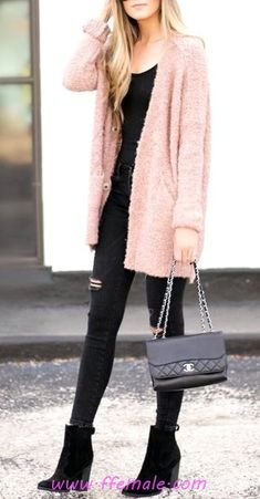 Fall Outfit Ideas For College And Teen Girls Attractive And Hot Fall Look