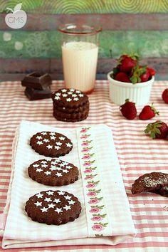 Questi biscotti sono perfetti per la colazione, le merende, gli spuntini in ufficio e per ogni piccolo languorino ;). Ottimi anche per...