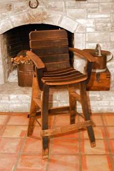 Sommelier Chair