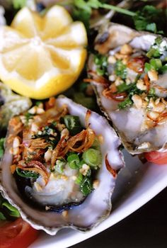 #CupcakeDreamWedding Oysters On The Half Shell | Pinterest Pairings: Cupcake Vineyards Sauvignon Blanc