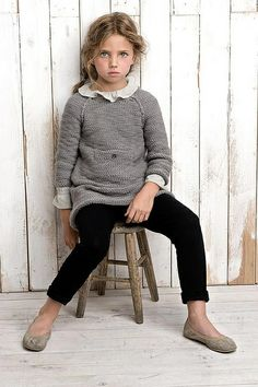 Beautiful Girl Clothes www. Cool Kids Clothes, Cute Outfits For Kids, Tween Fashion, Little Girl Fashion, Moda Kids, Stylish Kids, Kid Styles, Girls Wear, Kind Mode