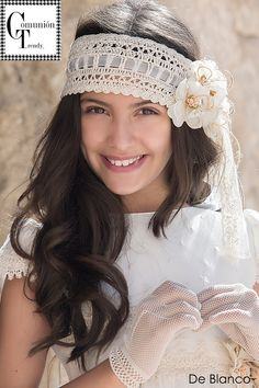 Première Communion, Communion Dresses, Cute Girl Image, Girls Image, Kids Girls, Cute Girls, First Communion Decorations, Bridal Bra, Unicorn Dress