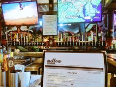 An apropos way to end #ACBW, surrounded by #craftbeer at @MellowHerndon. Awesome draft selection, @mellowmushroom!