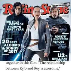 COMMENT ONE WORD TO DESCRIBE UR MOOD ♡ ♡ ♡ the height differences omg. daisy is standing so infront of adam, his head is bending down and she is STILL SHORTER THAN HIM JSISJSJAJW ♡ ♡ ♡ ♡#starwars #thelastjedi #theforceawakens #rogueone #markhamill #lukeskywalker #bensolo #adamdriver #kyloren #rey #daisyridley #reylo #leiaorgana #princessleia #carriefisher #fn2187 #johnboyega #poedameron #oscarisaac #captainphasma