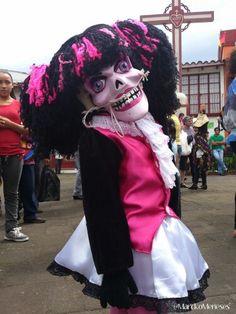 La Danza (Moros y Cristianos). Naolinco, Veracruz México.