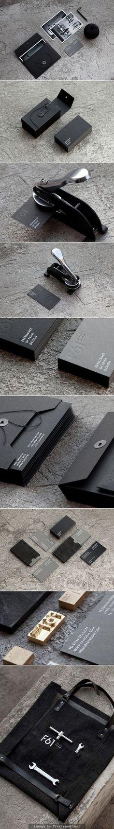 F61 Work Room – Printing Studio Brand Identity