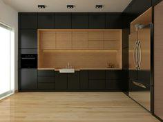 Kitchen And Bath Design, Kitchen Cabinet Design, Kitchen Cupboards, Modern Kitchen Design, Ikea Kitchen, Home Decor Kitchen, Kitchen Interior, Interior Design Living Room, Kitchen Island Built In Seating
