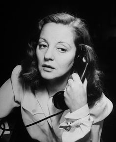 The one and only Tallulah Bankhead. A woman well ahead of her time.