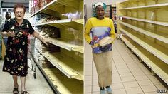 Venezuela today looks like Zimbabwe 15 years ago| The Economist – The Bosch's Blog