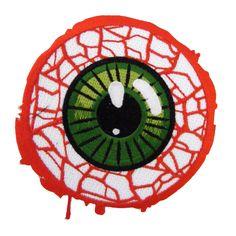 Xl Eyeball Patch by Kreepsville 666
